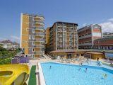 Senza Inova Beach Hotel, Alanja